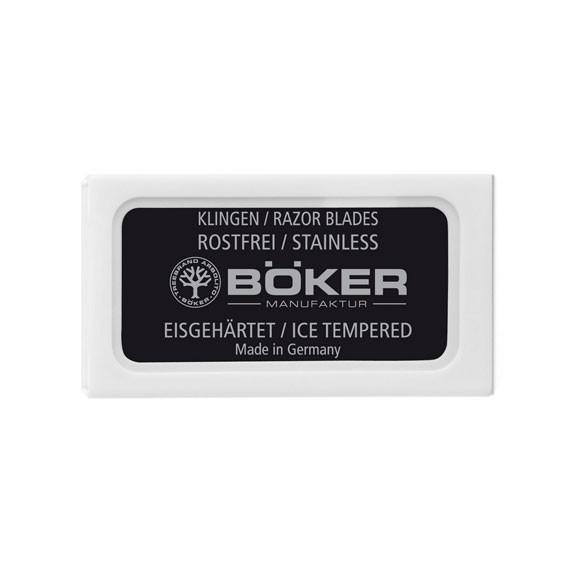 Böker DE Dubbelrakblad 10-pack - Rakblad