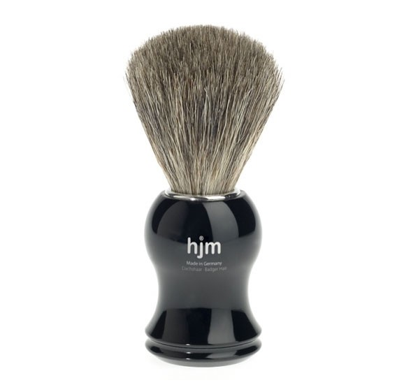 HJM Pure Badger Black - Rakborste