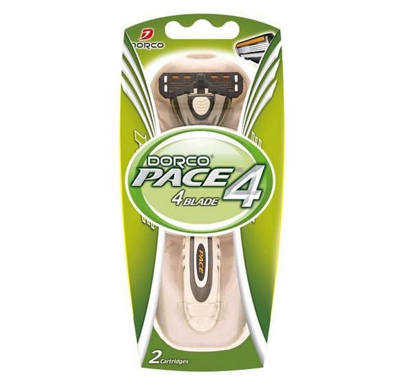Dorco Pace 4 - Rakhyvel