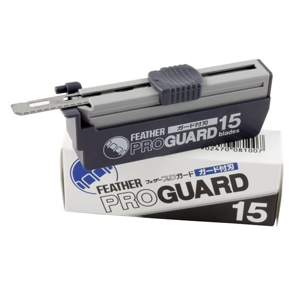Feather Professional Blade PG15 15-pack - Rakblad