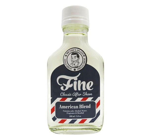 Fine Accoutrements American Blend 100 ml - Aftershave