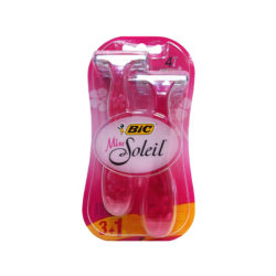 Bic Miss Soleil 4-pack forpackning