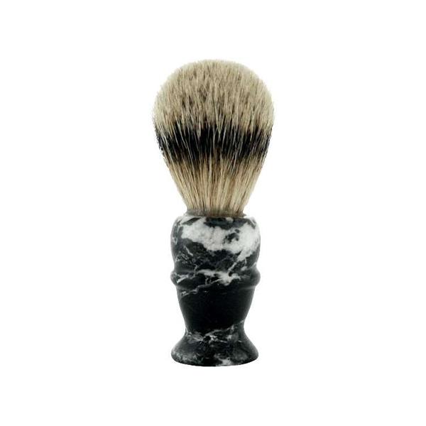 Rakborste Pure Badger Shaving Brush Black Marble produkt