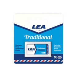 Traditional Dubbelrakblad 10-pack forpackning