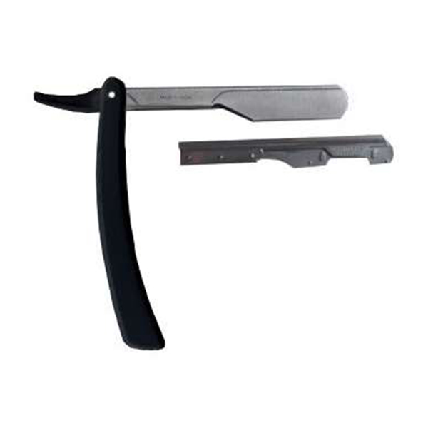 PTB Barber Razor Shavette produkt + blad