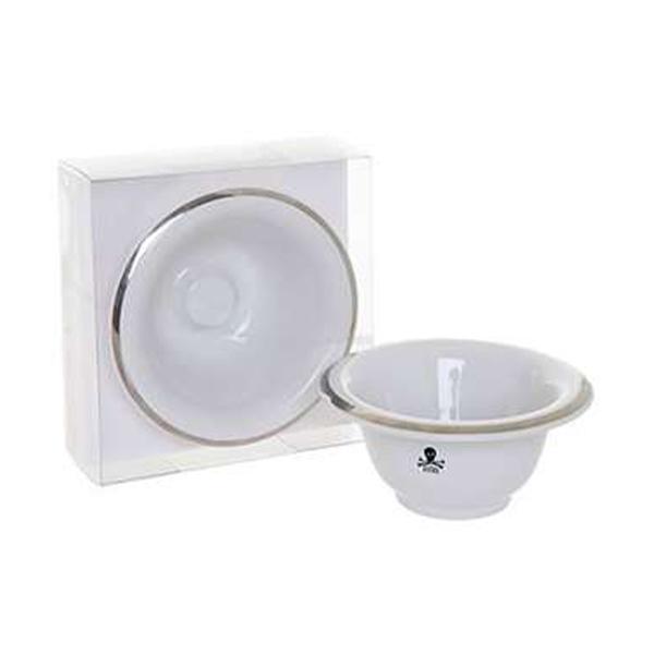 Rakskal Porcelain Shaving Bowl produkt + forpackning