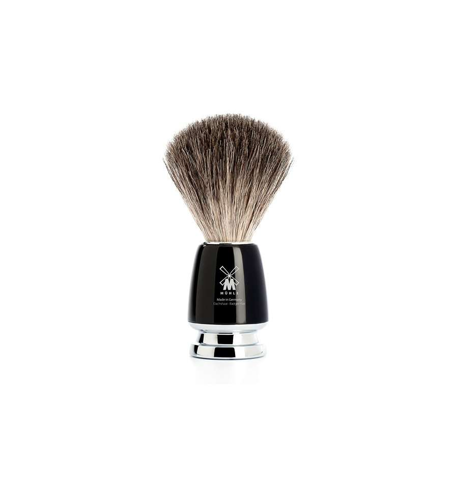 muhle-rytmo-pure-badger-black-rakborste