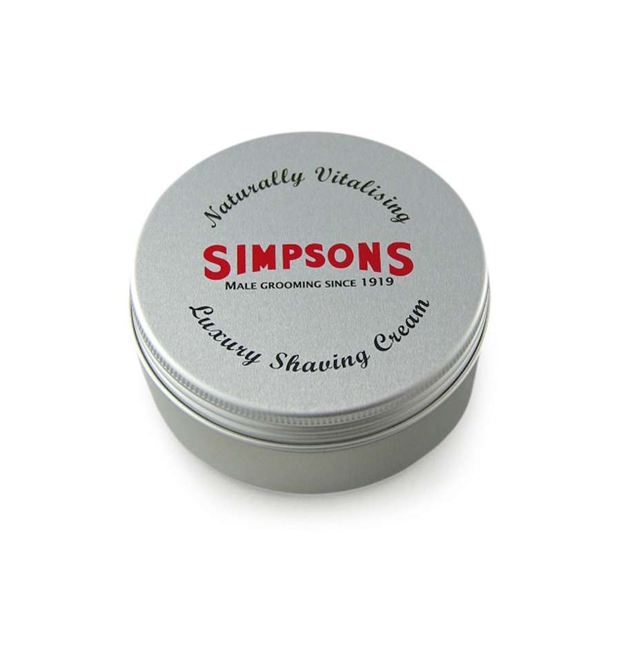 simpsons-luxury-shaving-cream-doftfri-125ml