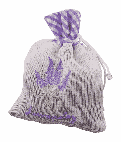 Lavendelpåse i linne 25g