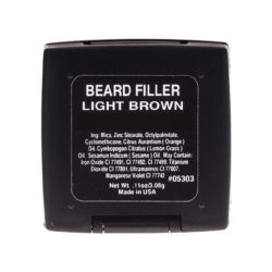 Benjamin Barber Beardfiller produkt baksida