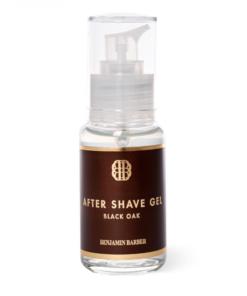 Benjamin Barber Aftershave Gel Black Oak 50 ml