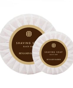 Benjamin Barber Shaving Soap Black Oak50g