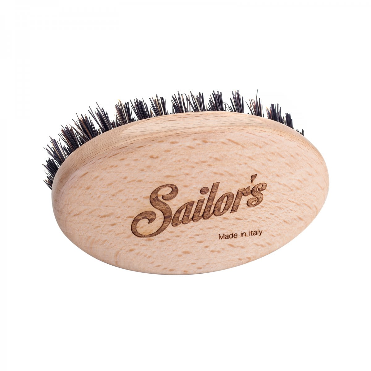 Sailor's Beard Brush Military Style