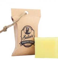 Sailors shaving soap