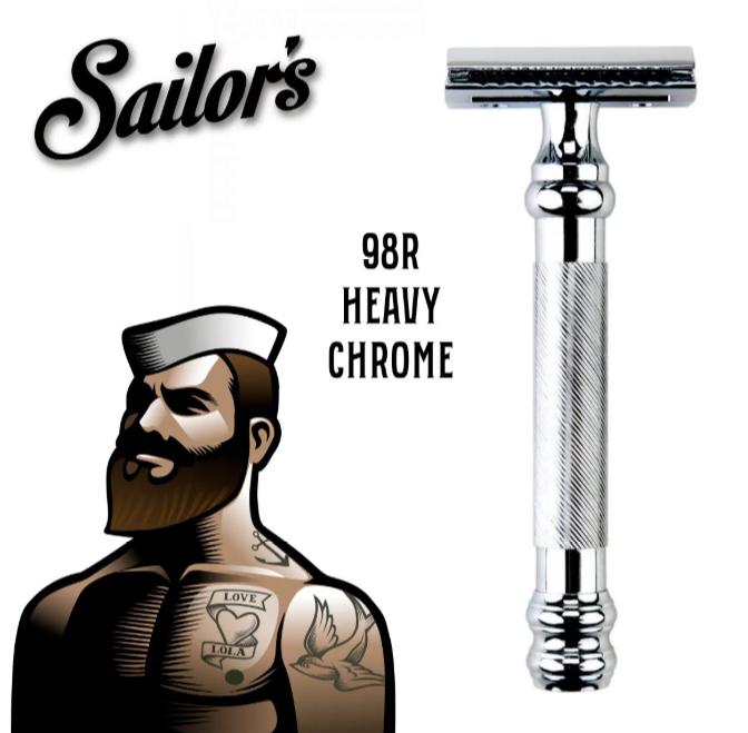 Sailor`s Säkerhetsrakhyvel 98R