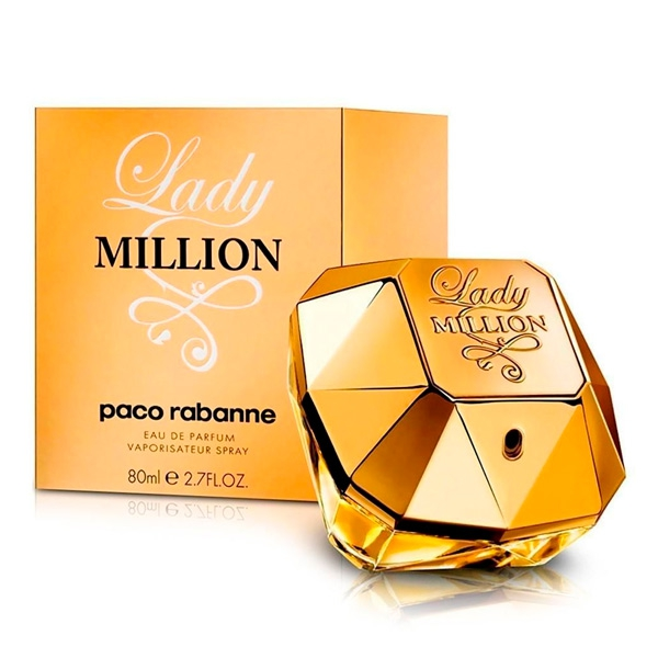 Paco Rabanne - Lady Million EdP 50 ml