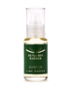 Benjamin Barber Skäggolja Lime Pepper 50 ml
