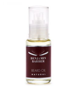Benjamin Barber Skäggolja Natural 50 ml