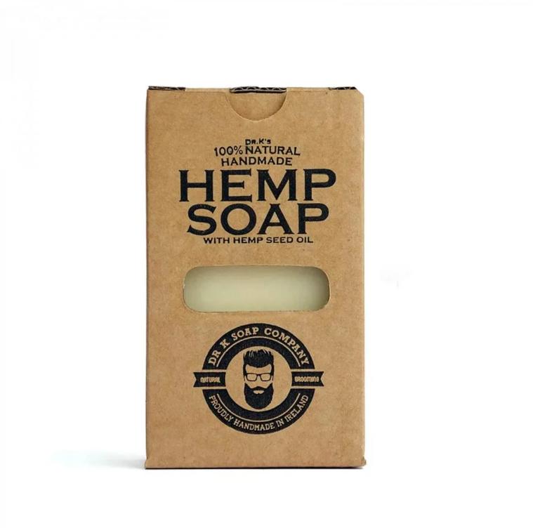 Dr K Soap Hemp Soap