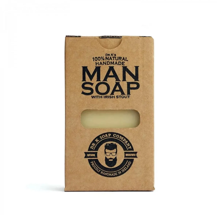 Dr K Soap Man Soap