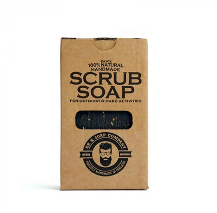 Dr K Soap Scrub Soap