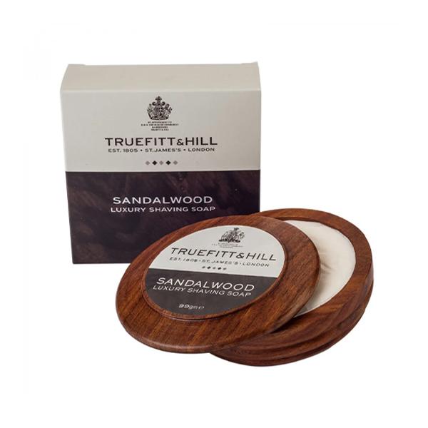 Raktval Sandalwood Luxury with Bowl 99 produkt + forpackning