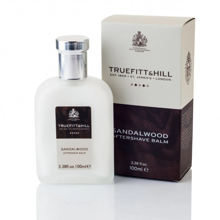 Truefitt & Hill Sandalwood Aftershave Balm100 ml