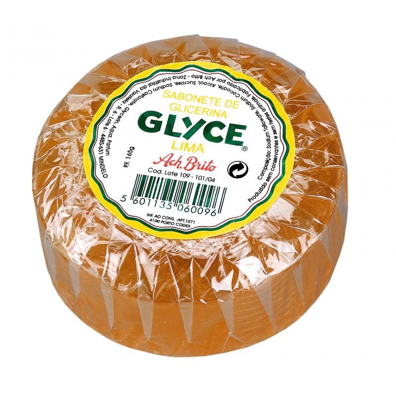 ACH BRITO PRE-SHAVE SOAP LIMA GLYCERIN 165GR