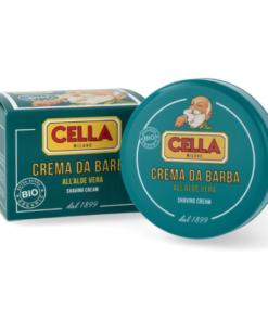 Cella Crema de barba Shaving Cream Ekologisk 150ml