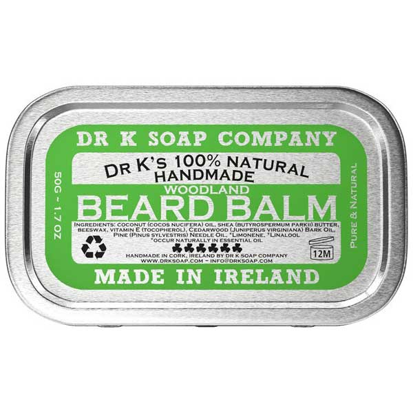 Dr K Beard Balm Woodland - Skaggbalsam