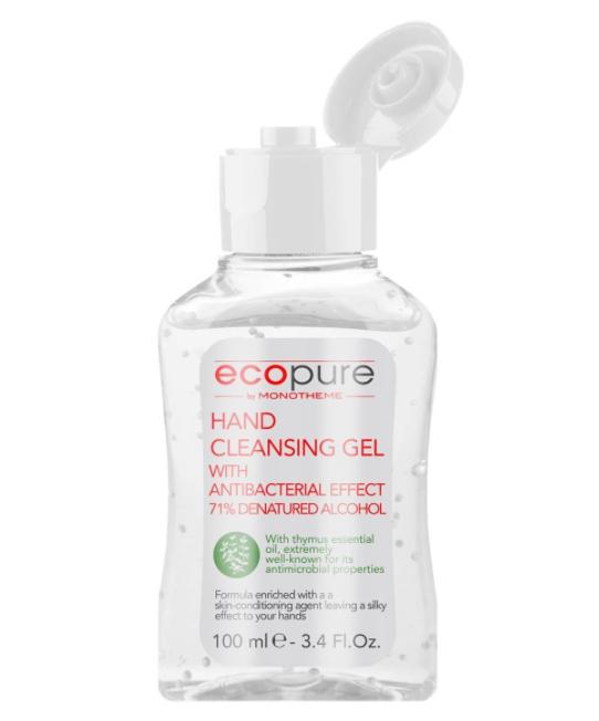 Ecopure Hand Cleansing Gel 100ml