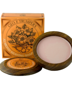 Geo. F. Trumper Shaving Soap Almond In A Bowl 80g