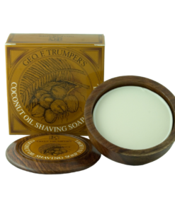 Geo. F. Trumper Shaving Soap Coconut In A Bowl 80g