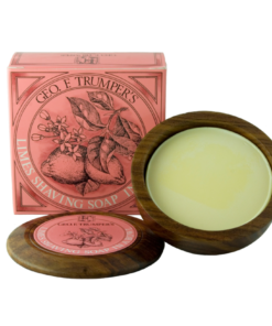 Geo. F. Trumper Shaving Soap Limes In A Bowl 80g