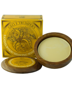 Geo. F. Trumper Shaving Soap Sandalwood In A Bowl 80g