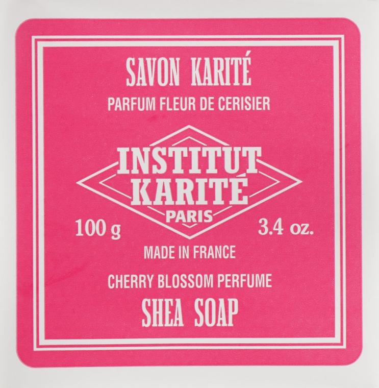 Institut Karité Paris Cherry Blossom 100g - Shea Soap