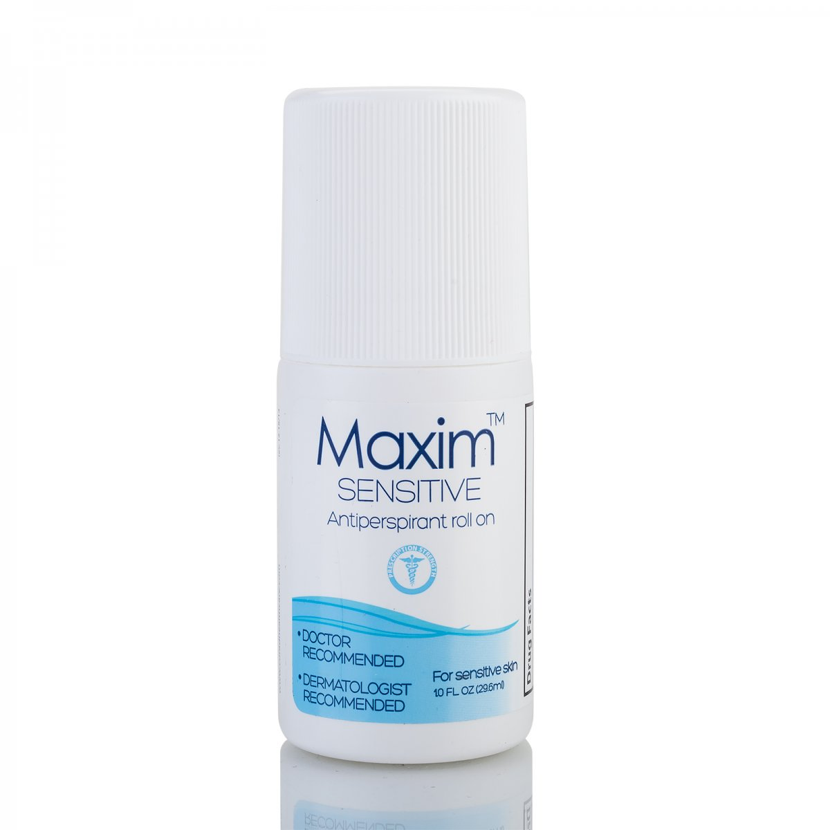 Maxim Sensitive Antiperspirant roll-on - För kanslig hud