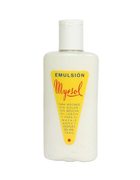 Myrsol Emulsion 200 ml - After Shave