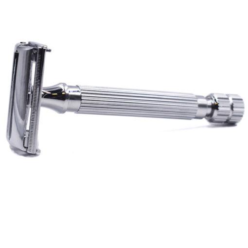 Parker Shaving Safety Razor 82R fran sidan