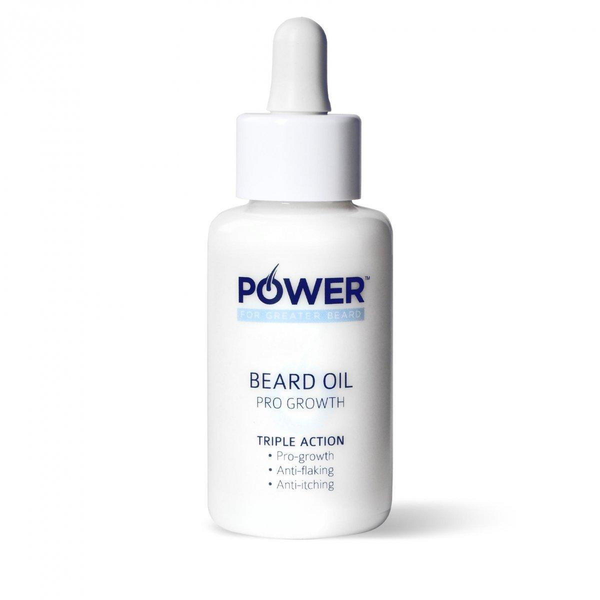 Power Beard Oil Pro Growth