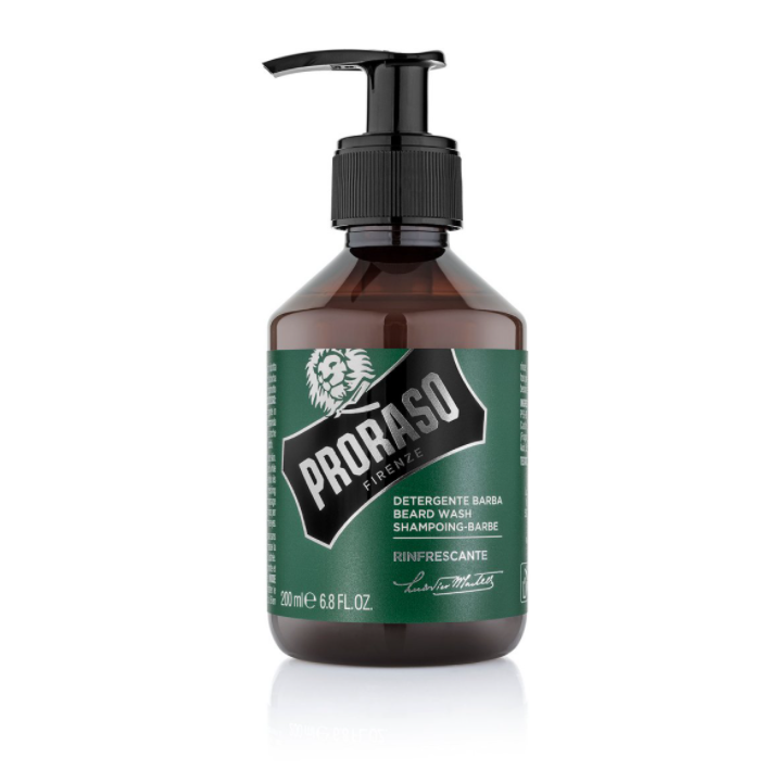 Proraso Beard Wash Refreshing 200ml