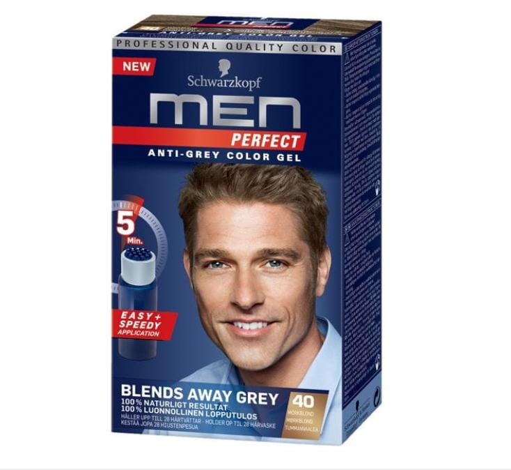 Schwarzkopf Perfect Men Dark Blond