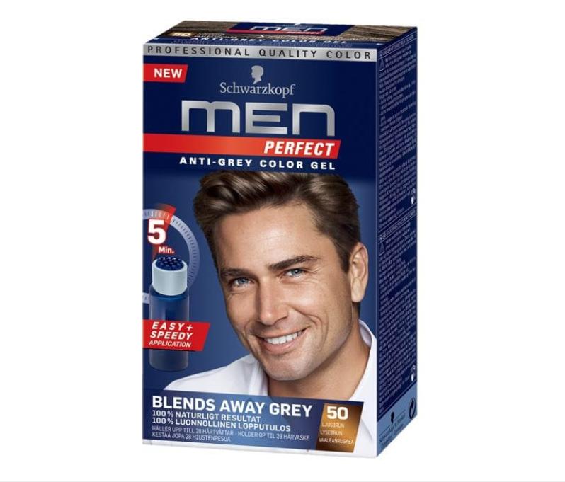 Schwarzkopf Perfect Men Light Brown
