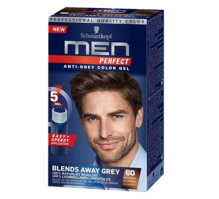 Schwarzkopf Perfect Men Medium Brown