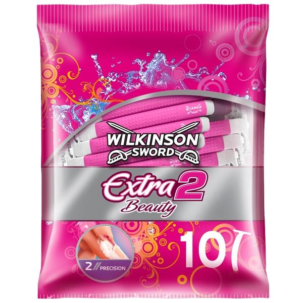 Wilkinson Sword - Extra 2 Beauty Dam Rakhyvel 10 st