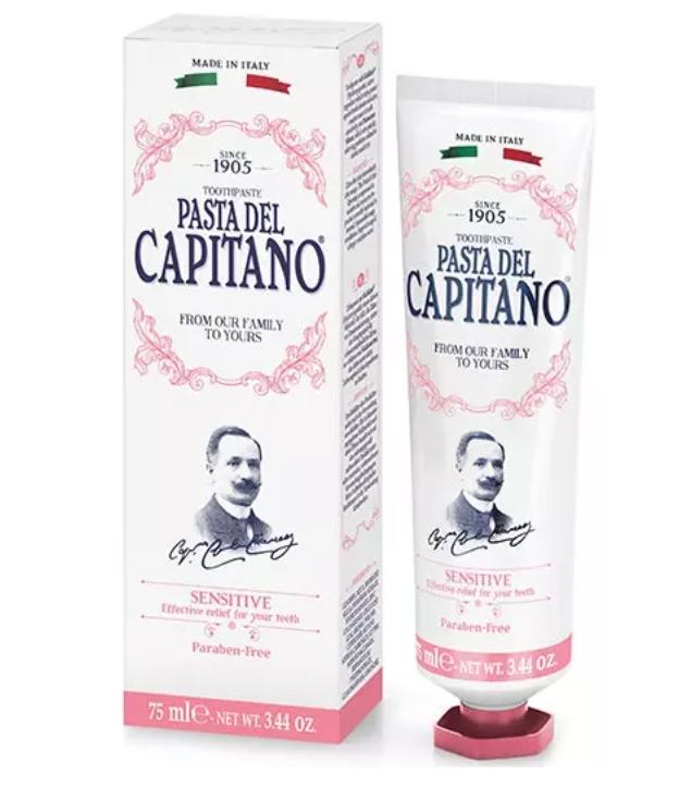 pasta del capitano Senitive 75ml