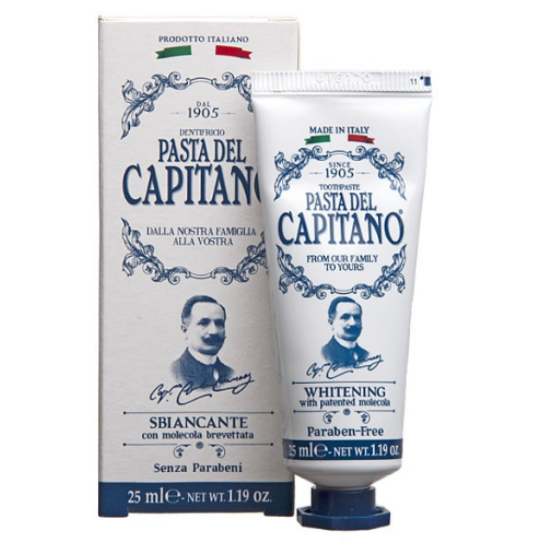 pasta del capitano Whitening 25ml