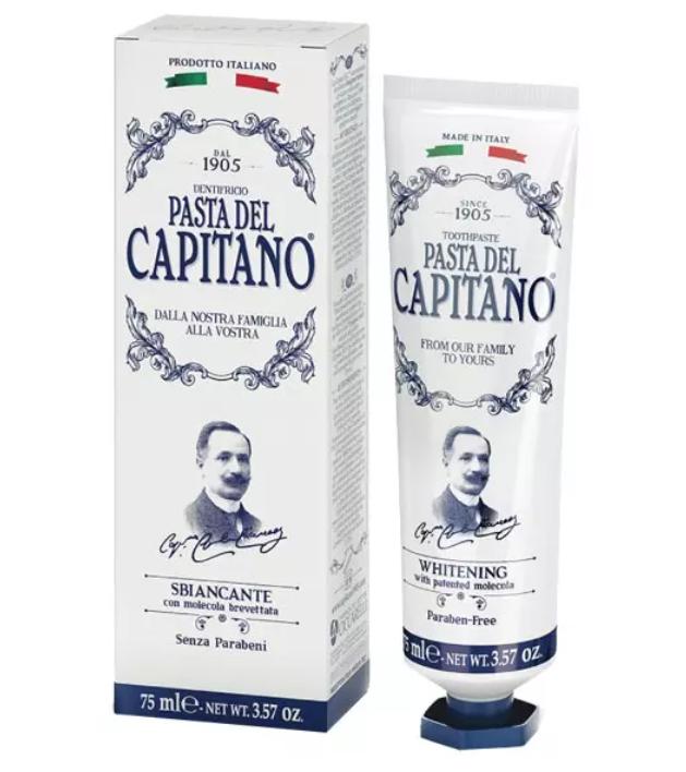 pasta del capitano Whitening 75ml