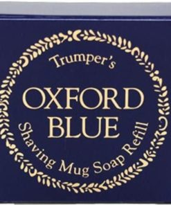 Geo. F. Trumper Oxford Blue Shaving Soap Refill 80g - Raktval